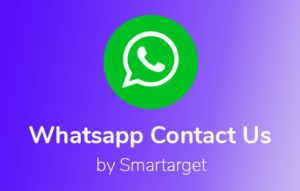Smartarget Whatsapp - Contact Us by Smartarget